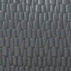 Cowhide grey embossed