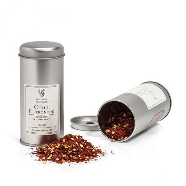 Chili peperoncini, severity7