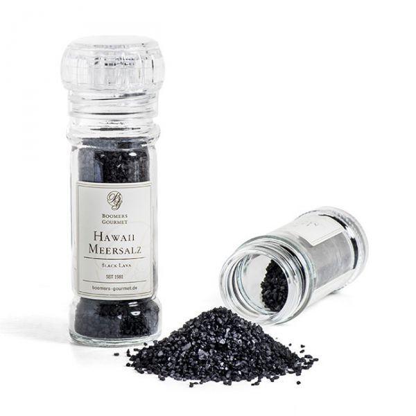 "Hawaian sea salt ""Black Lava"""